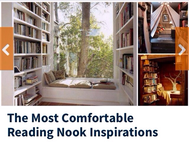 ✨ The Most Comfortable Reading Nook Inspirations ✨