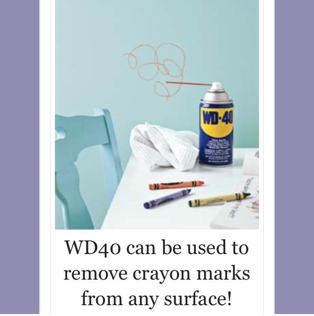 To remove crayon from the wall use hair dryer to heat the wax trusper - Remove crayon walls ...