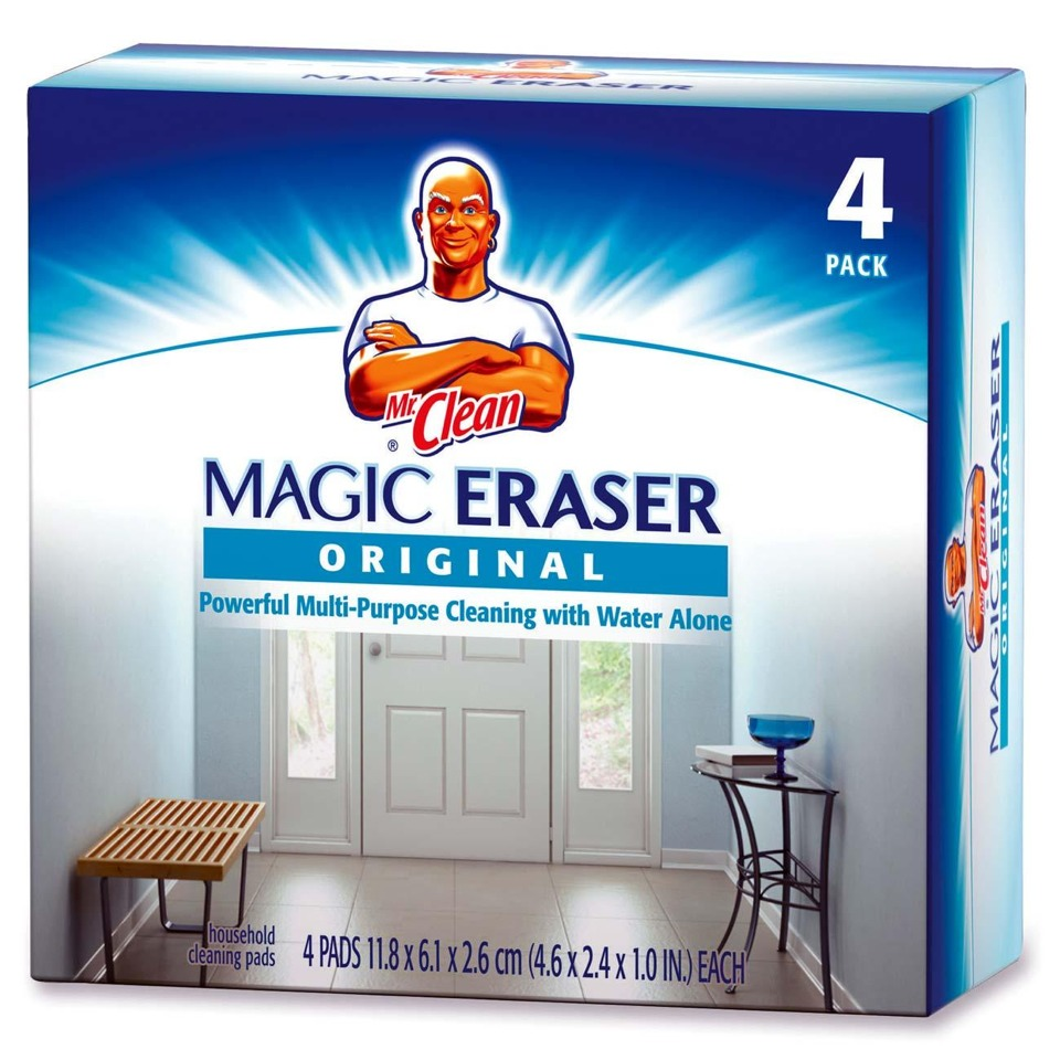 what mr clean magic erasers can do part 2 trusper. Black Bedroom Furniture Sets. Home Design Ideas