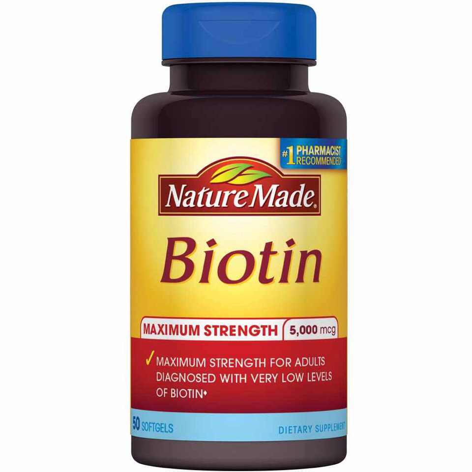 Biotin Hair Growth Biotin Hair Growth Gelatin