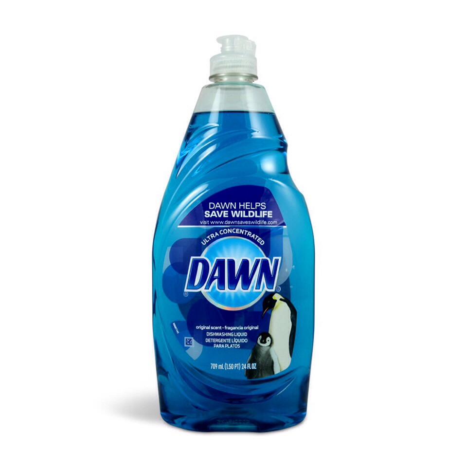 That is dawn dish soap safe for puppies that
