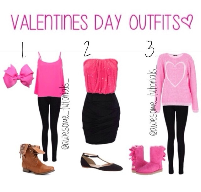 Cute Outfits For Valentines Day. Ud83dudc57ud83dudc60ud83cudf80ud83dudc8b | Trusper