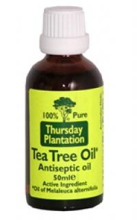 Tea Tree Oil To Help Clear Break Outs