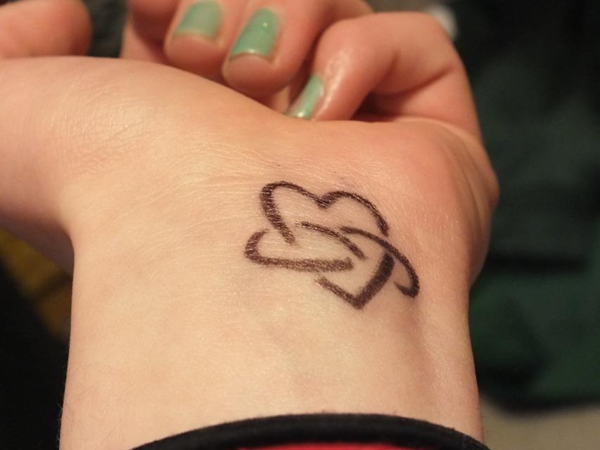 Como hacer un tatuaje temporal - TatuajesTatuajes