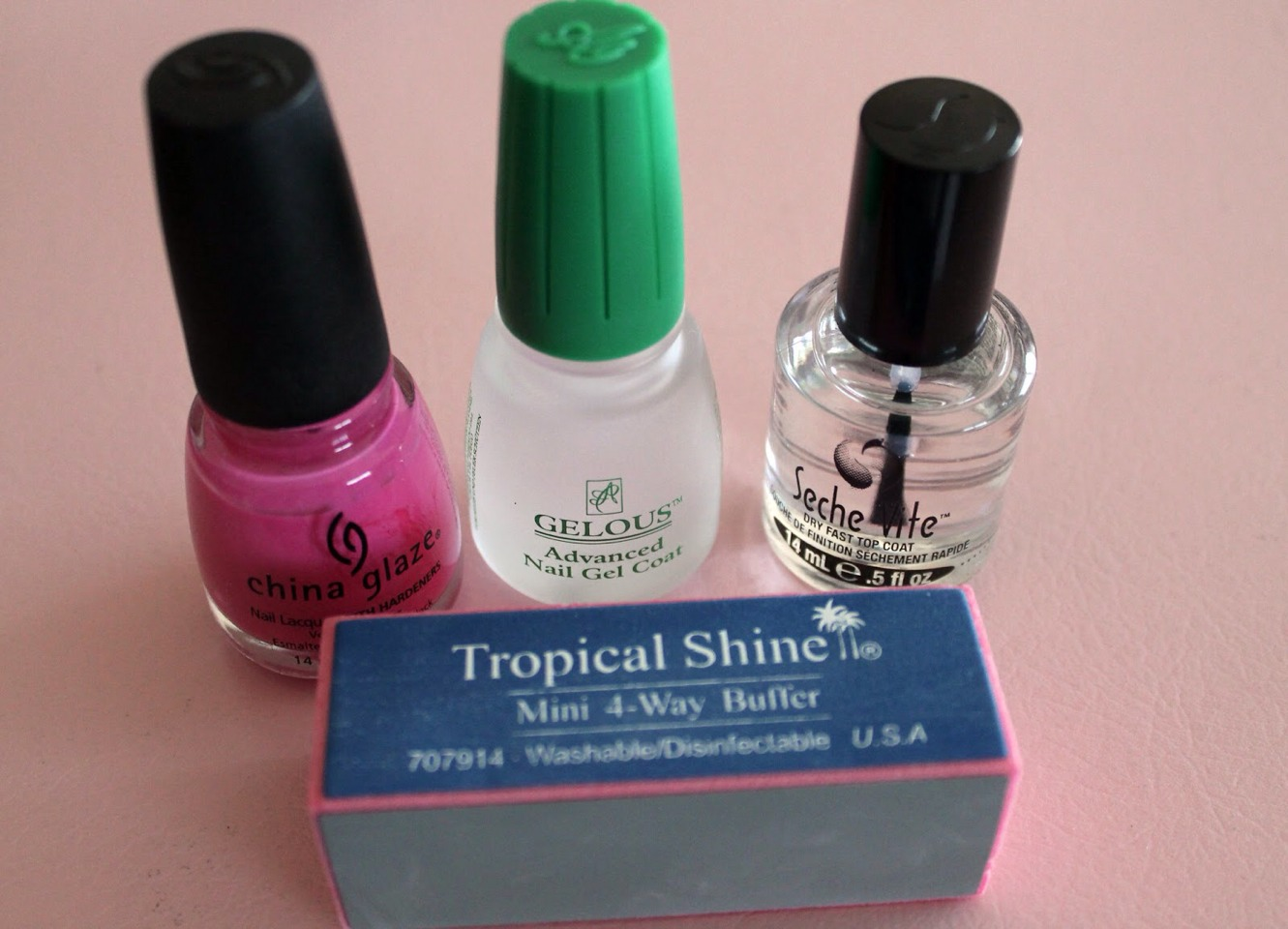 gel nails at home using your own normal polish [no UV light] | Trusper