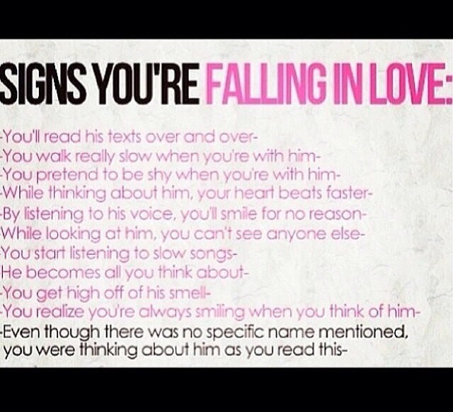Signs That A Man Is Falling In Love With You