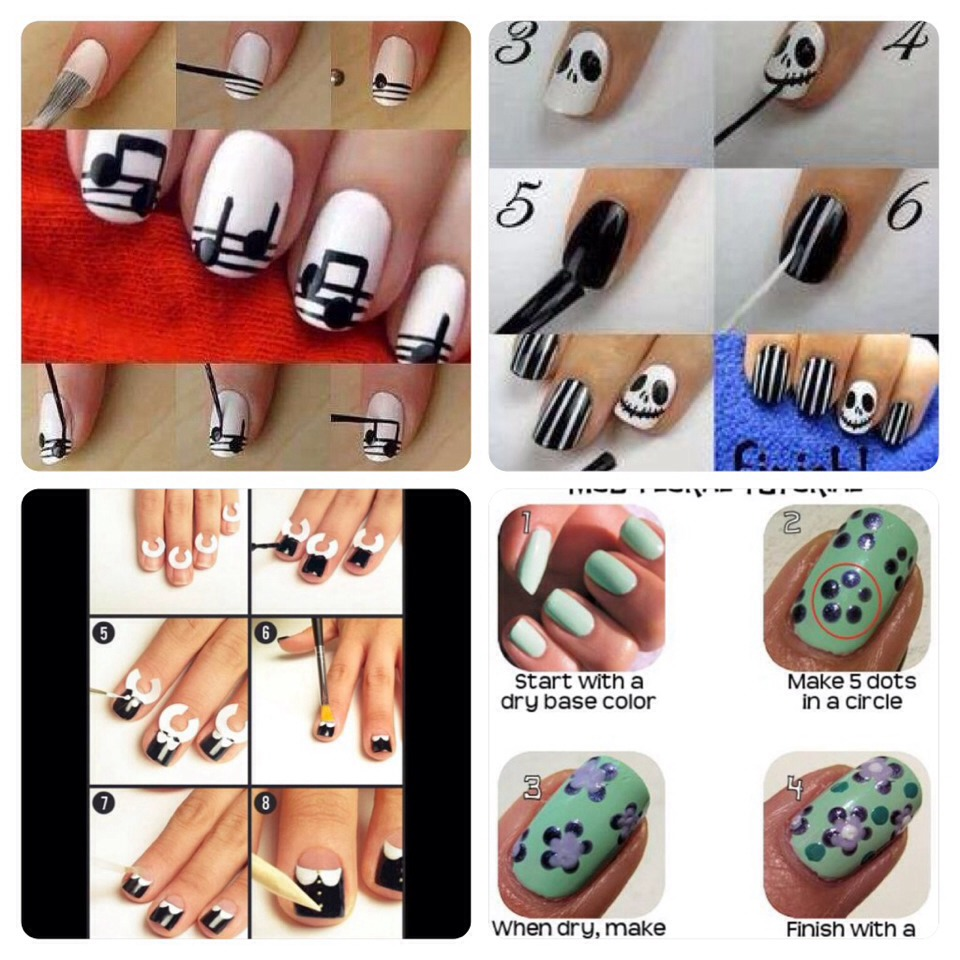 Easy nails designs do yourself