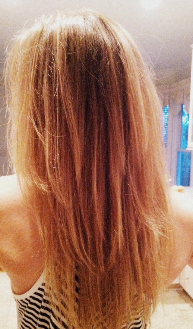 how to make your hair blonder with lemon juice