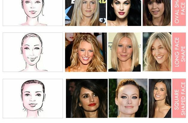 Best Hairstyles For Your Face Shape