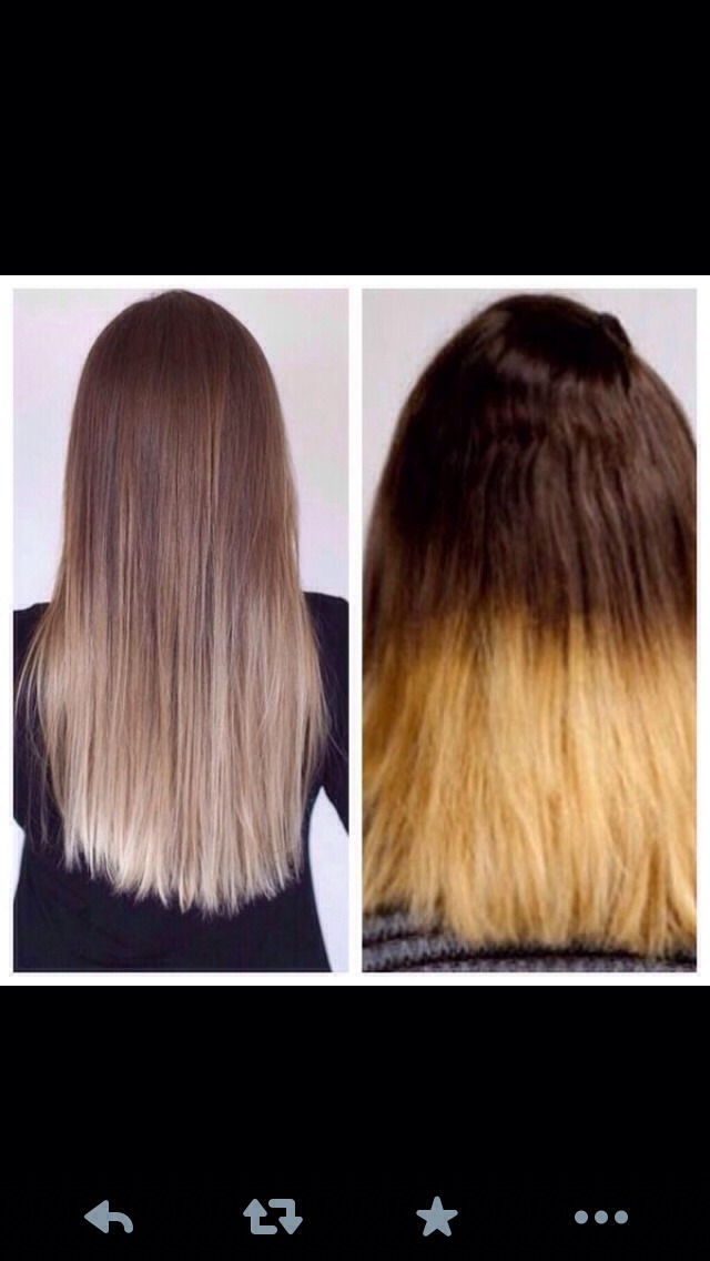 How To Do Ombre Correctly