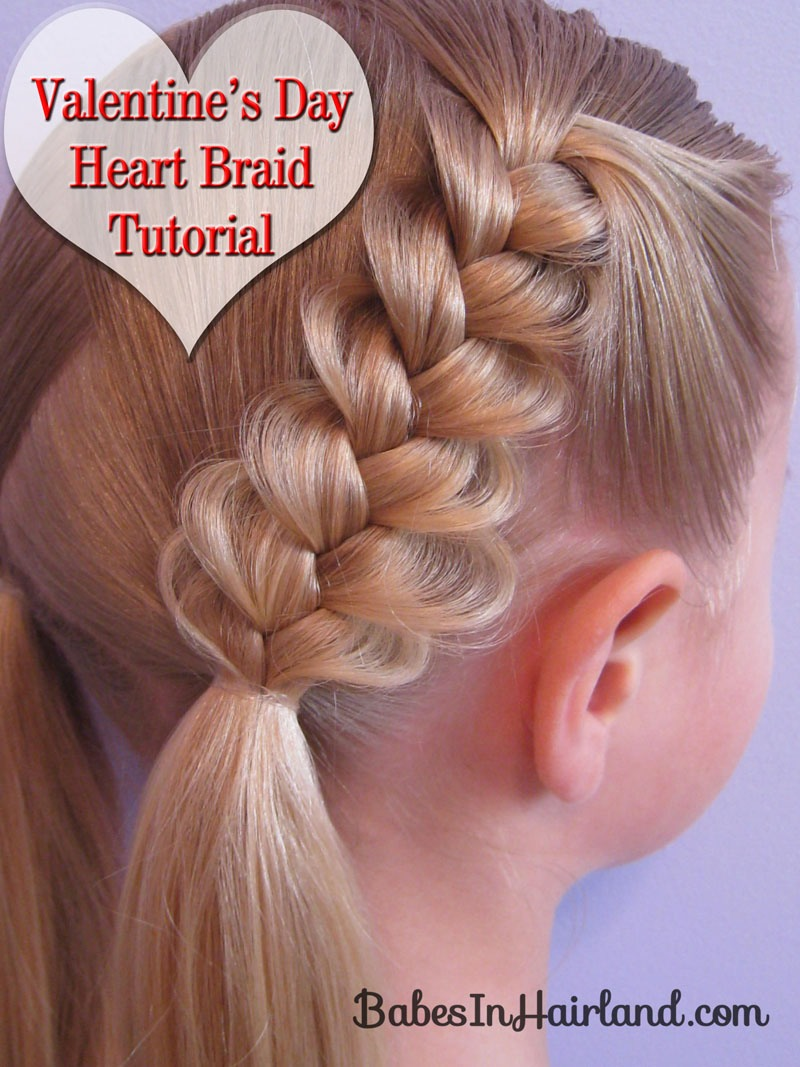 Super Cute Valentines Day Hairstyles