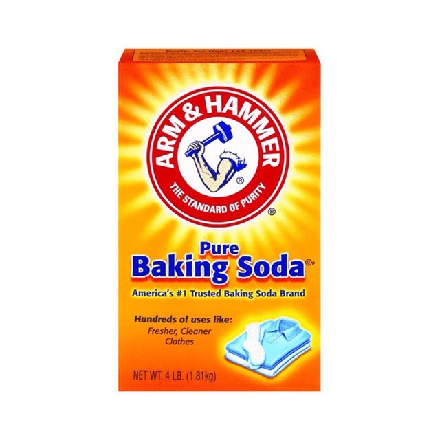 Baking Soda Makes The perfect Face Mask!!