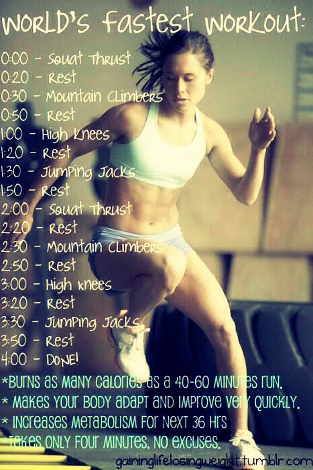 Easy And Quick Workout To Tone Body!!