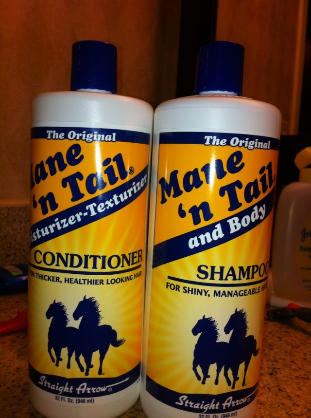 The Best Shampoo And Conditioner!