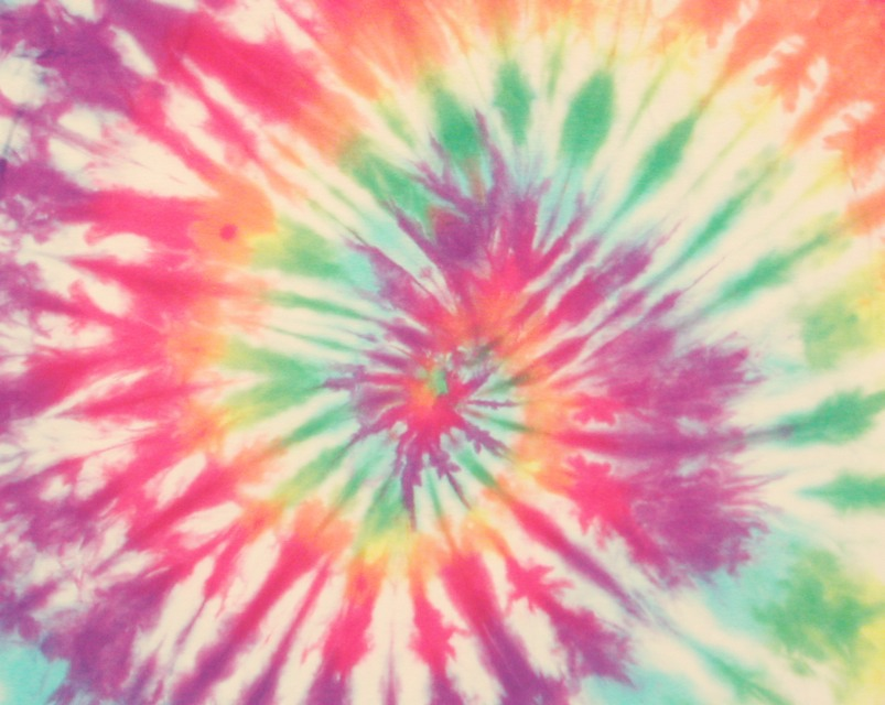 how to make different tie dye patterns