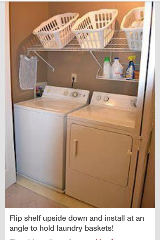 Laundry room storage solution trusper Storage solutions for small laundry rooms